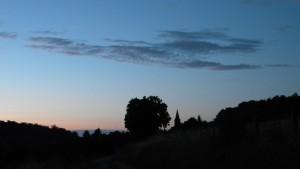 Soleil couchant - Montigny-les-Vaucouleurs