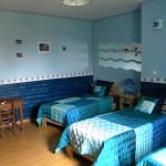 Chambre d'hôtes La Marina : douceur azurée et aquatique