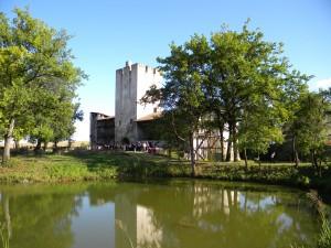 Le château de Gombervaux