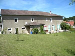 Jardin de la maison d'hôtes - Meuse