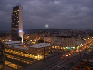 Nancy by night